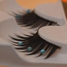 горячие 10 шт./компл. красота косметический тени для век набор расчёски для волос для макияж подводка для глаз shaow двусторонняя губка аппликатор с кисточки ок2