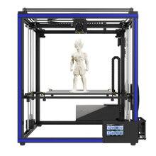 Новинка 2018 года TRONXY X5ST 3d принтеры с сенсорный экран Высокое качество Большой размеры 330*330*400 мм машина