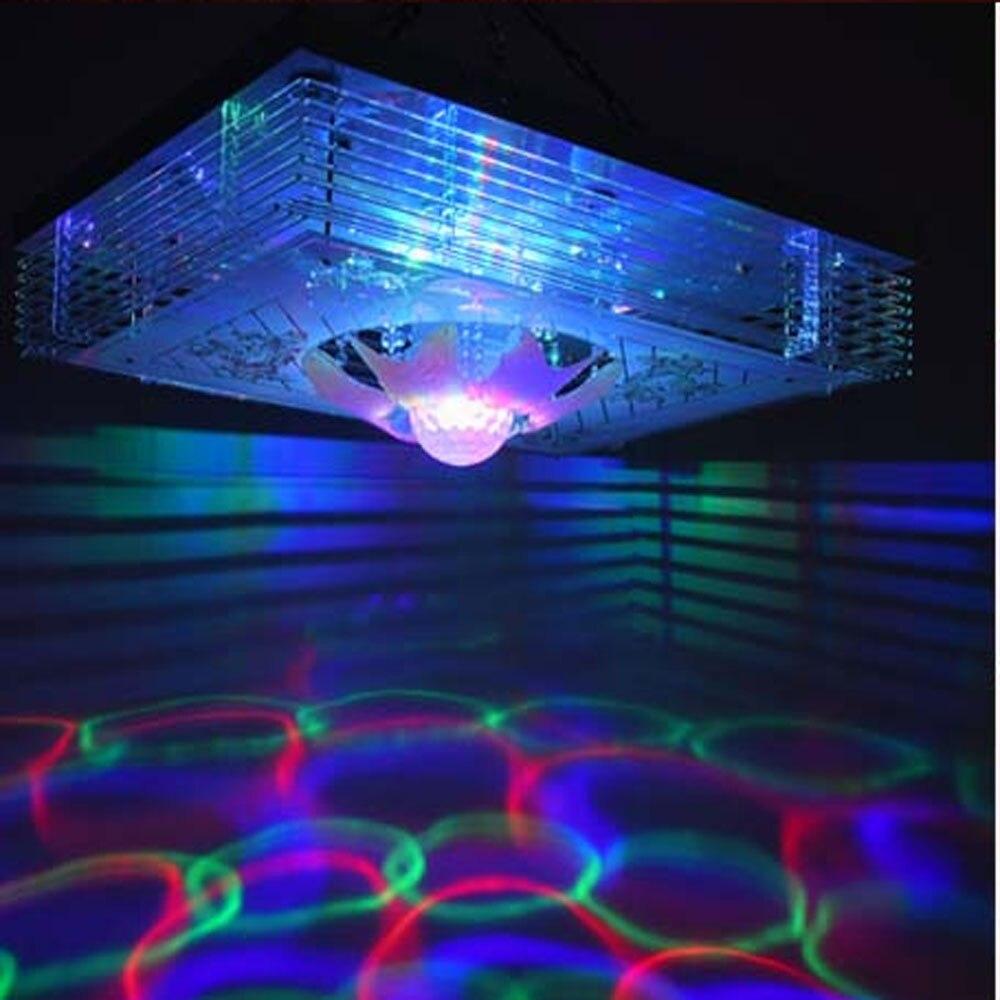 Living Room Music Lights LED Ceiling Lamps Bedroom Lights - Bedroom disco lights