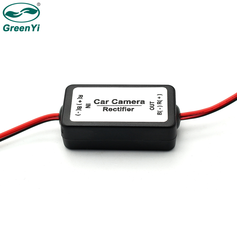 GreenYi 2018 Car Rear View Rectifier, 12V DC Power Relay
