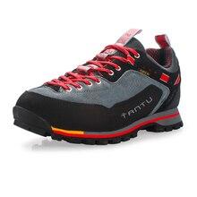 New Men Waterproof Hiking Shoes Male Camping Trekking Outdoor Sports Mountain Climbing Sneakers Autumn Winter Fishing Water