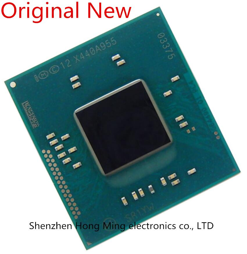 100 New SR1YW N3540 BGA Chipset