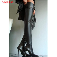 Over The Knee Long Boots