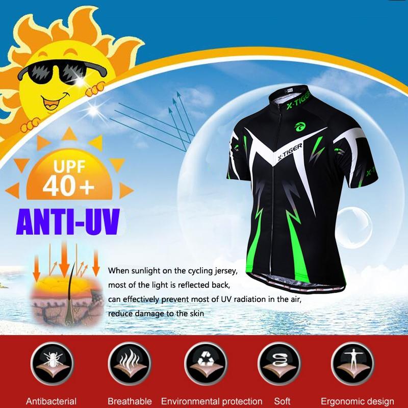 X-TIGER Ljetna biciklistička majica Odjeća za planinarske bicikle - Biciklizam - Foto 3
