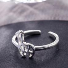 Новые открытые кольца в этническом стиле с изображением животных