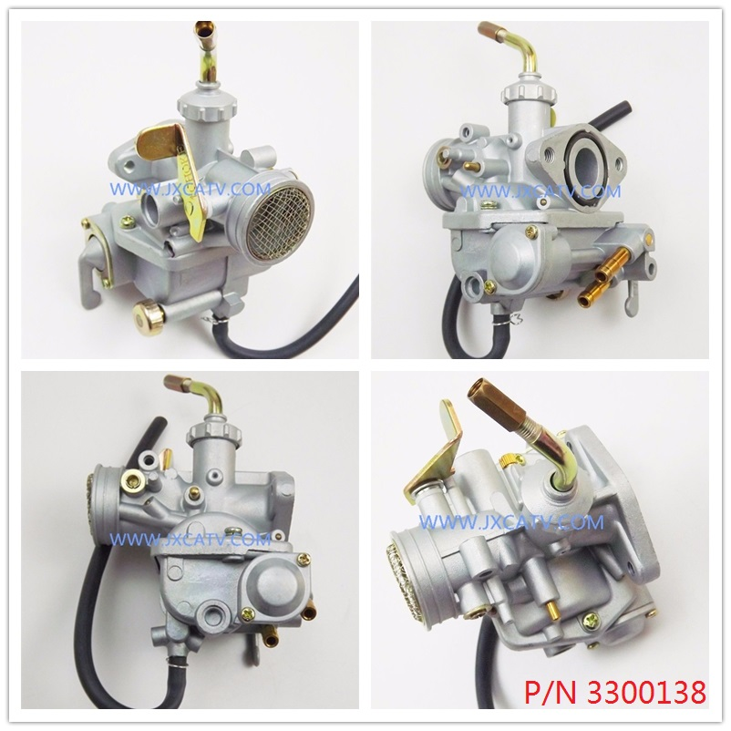 Carb Carburetor with Grips Throttle Cable For Honda XR100