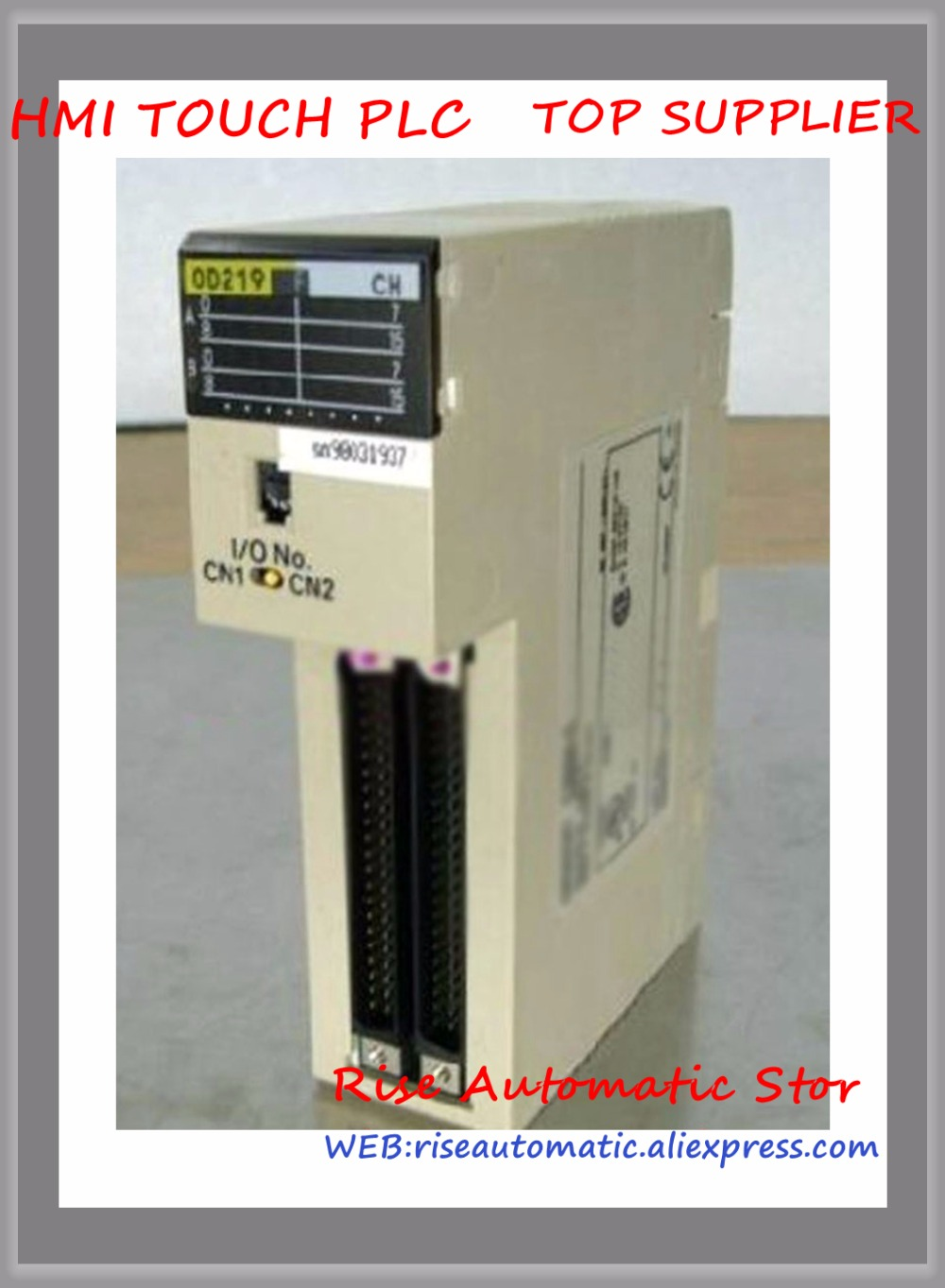 New Original C200H-OD219 PLC Programmable controller Module 100% Tested good quality cqm1 pa203 new power module cqm1 pa203 programmable controller plc module new in box cqm1pa203 ree shipping