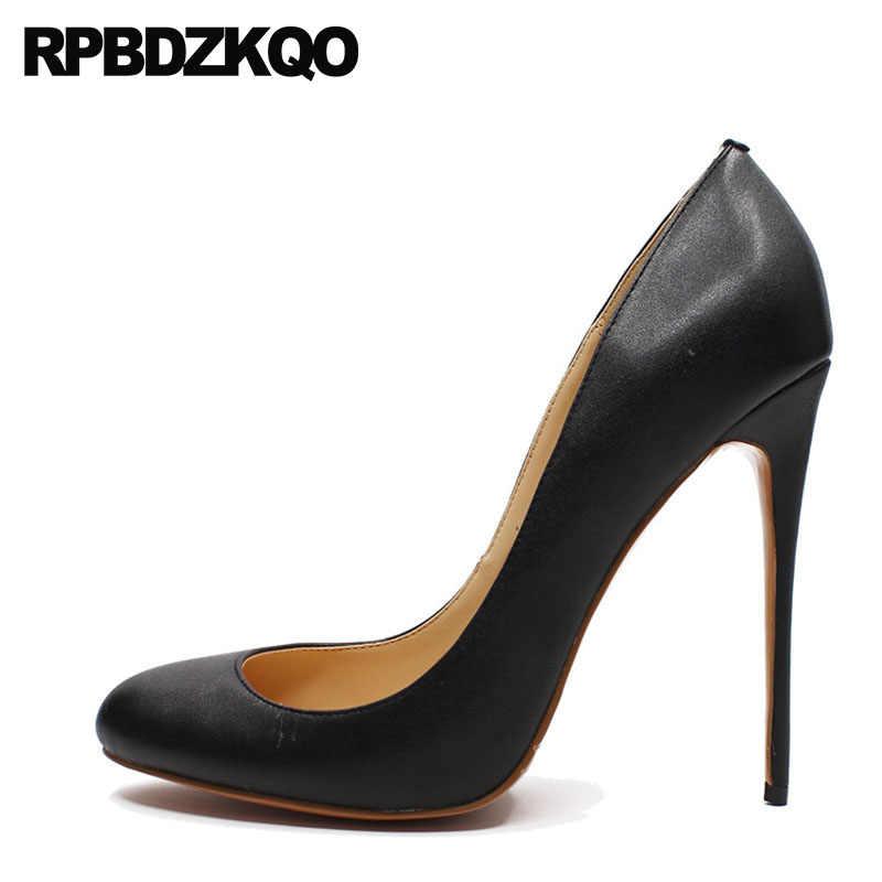 3f798b7f044 Detail Feedback Questions about Women Big Size Fashion 12cm 5 Inch ...