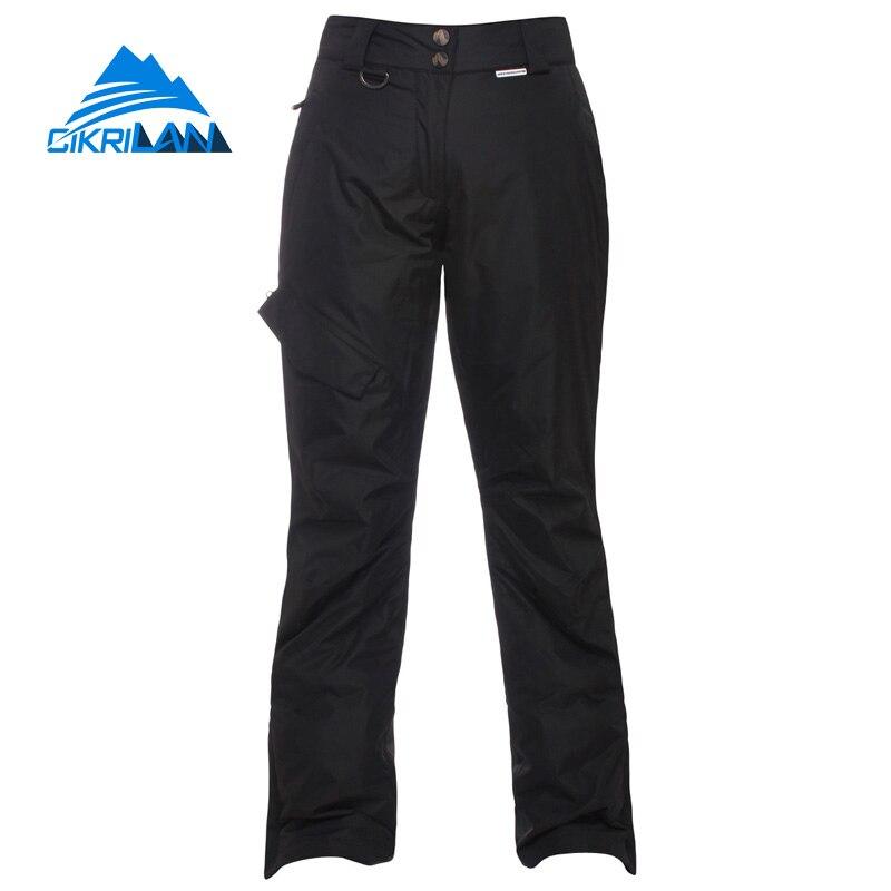 Pantalon de Ski de randonnée en plein air pour femmes, hiver 2019, Ski de neige, pantalon coupe-vent, combinaison de Snowboard