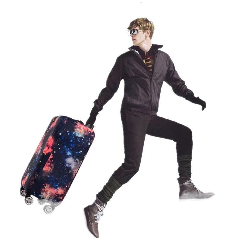 protetor de chuva céu sacolas Item2 : Rain Cover, suitcases For Travel, suitcase For Girls
