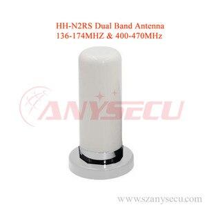 Image 5 - Antena de Radio VHF/ UHF móvil/vehículo, de banda Dual HH N2RS, Color blanco, para BJ 218, BJ 318, KT8900, KT8900R