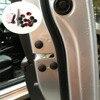 12pcs Car Door Lock Screw Cover For Chrysler 200 300C Aspen Pacifica PT Cruiser Sebring Town Country Ypsilon Delta Portal 700C 1
