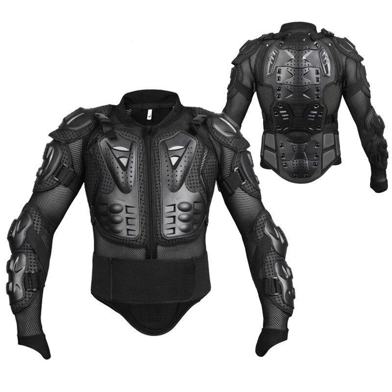 BOZXRX Moto armure complète veste de Motocross équipement de protection de la poitrine de la colonne vertébrale Motocross Moto protecteur Moto veste de Moto - 2