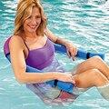 1 Шт. лапши бассейн с плавающей стул 6.5x150 см Бассейн Сиденья мульти цвета восхитительный бассейн плавающей кресло-кровать бассейн лапши стул