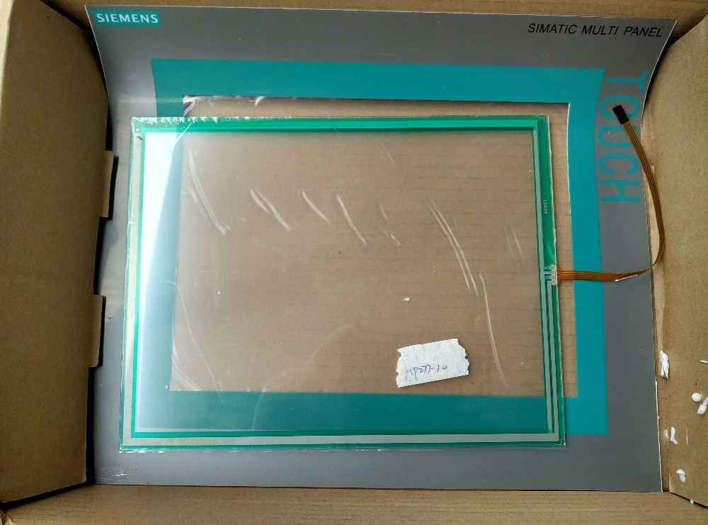 все цены на 6AV6643-0CD01-1AX1 MP277-10 Touch Glass Panel+Protective film for Siemens touch screen HMI онлайн