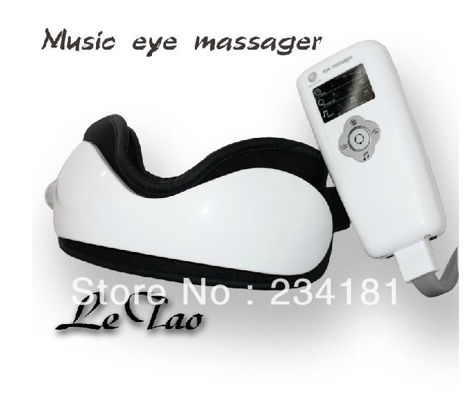 ФОТО eye Music massage device,eye myopia/black circles, foment,Massage, acupuncture
