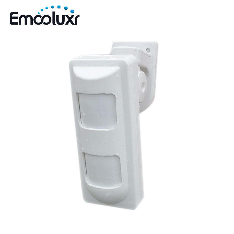 10pairs IP65 Outdoor Motion Sensor Anti-masking Anti-EMI Microwave PIR Detector Pet Friendly for Alarm System Security Home microwave imaging for security applications