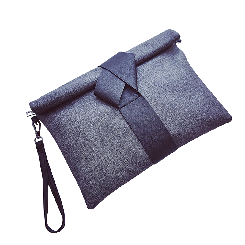 Ladies Clutch Bags Party Brief Design Messenger Bag Simple Casual Daily Shopping Crossbody Single Shoulder Bags Women Patchwork