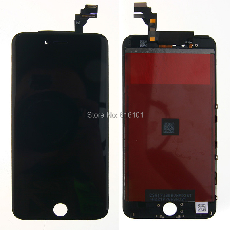 LCD Display Touch Screen Digitizer Assembly For Apple For iPhone 6 Plus 5.5 Black