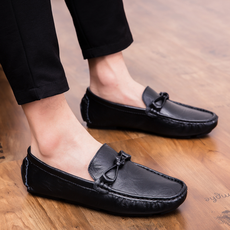 Men Loafers Shoes outdoor Italy Oxfords Business Dress Boat Shoes Formal Oxford Men Flat Shoes Wedding party shoes p4 45