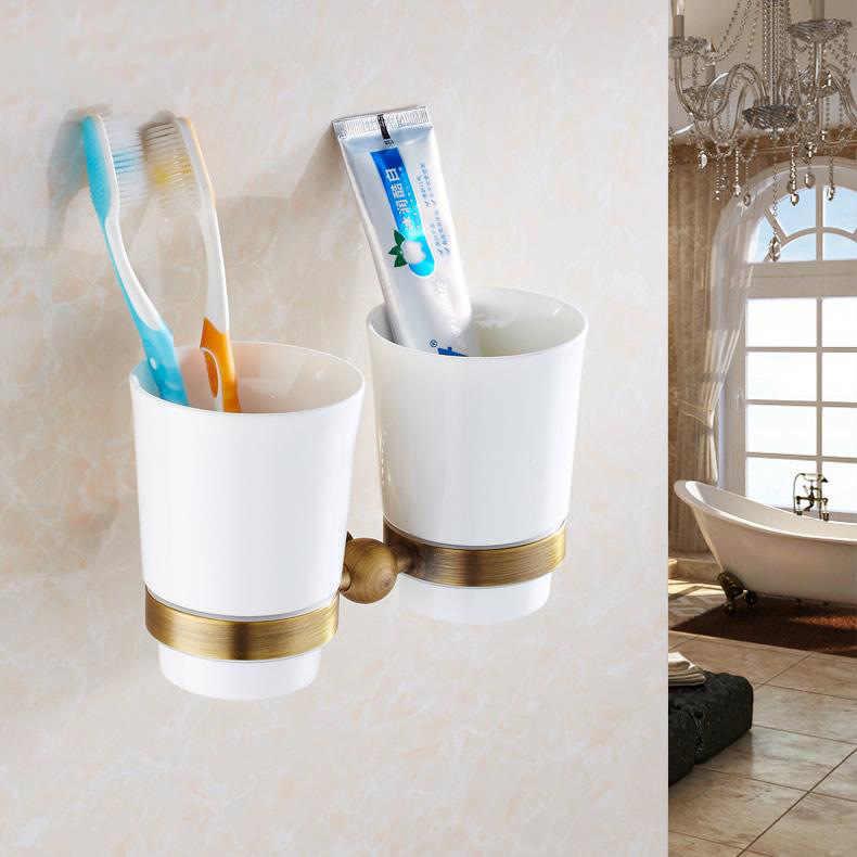 Europejski antyczne wanna do kąpieli ręcznik wieszak na ręczniki łazienka sprzętu wisiorek rzeźbione uchwyt na papier uchwyt na szczotkę wc akcesoria łazienkowe zestaw