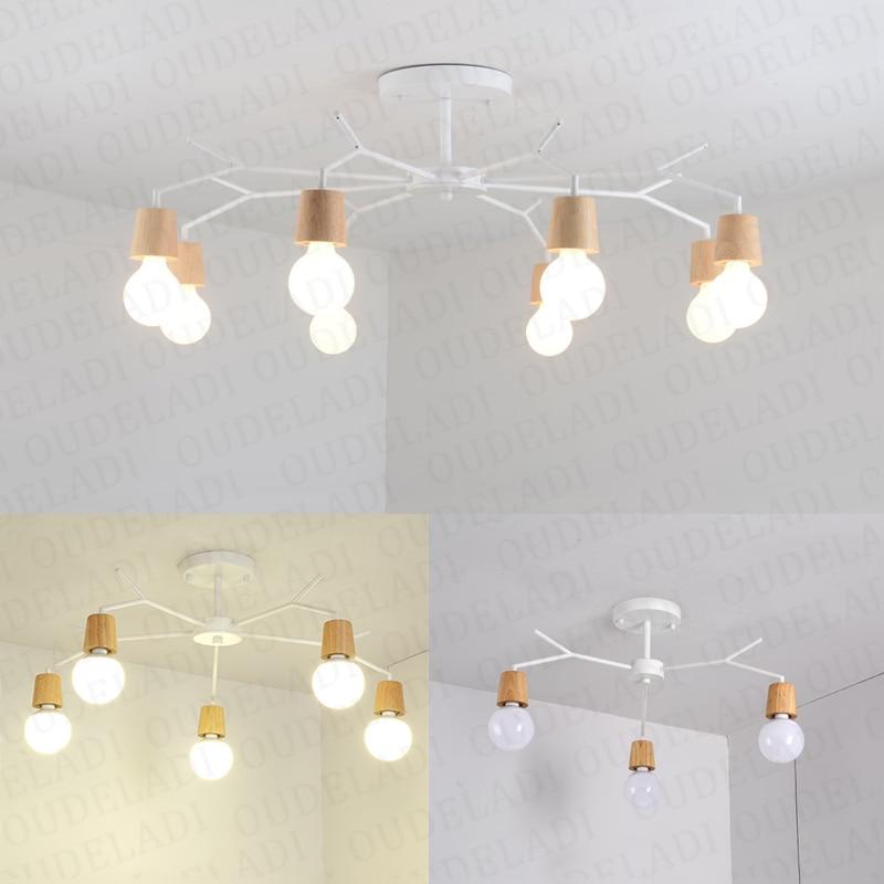 lampada do vintage loft luzes de teto 03
