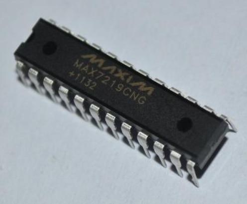 JINYUSHI FOR MAX7219CNG MAX7219CNG+ DIP24 100% New Original Distributor LED DISPLAY DRIVERS 64Segment 5V 24-Pin PDIP 20PCS