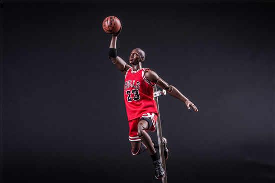 0c622dd29e14 ... NBA Michael Jordan Chicago BULLS Number 23 Stephen Curry 30 Action  Figure Toy PVC 1