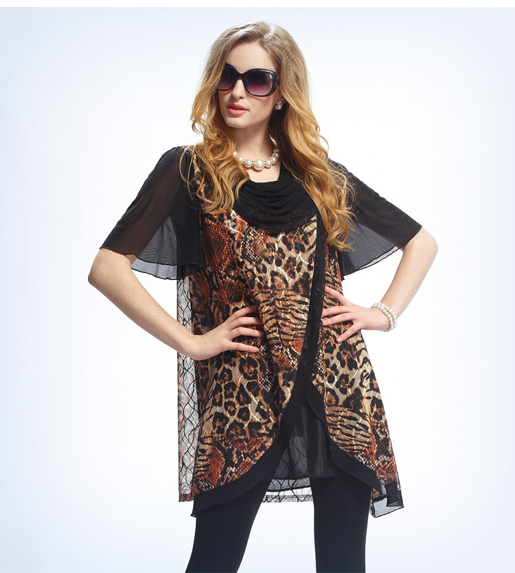 Aliexpress.com : Buy Leopard Animal Print Summer Style ...
