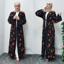 pakistan kaftan tesettur elbise bangladesh hijab evening dress dubai abaya for women muslim Dress Islamic clothing djellaba