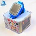 """Inteligente GPS LBS 1.44 """"Colorido Reloj de la Pantalla de Llamada SOS Localizador rastreador Anti Perdido Monitor de Reloj para el Cabrito Niño Q80 PK Q50"""