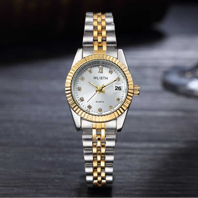 Reloj Mujer 2019 Quartz Wrist Watch Women Watch Top Brand Luxury Famous Watch Ladies Clock Calendar Relogio Feminino Hodinky Box