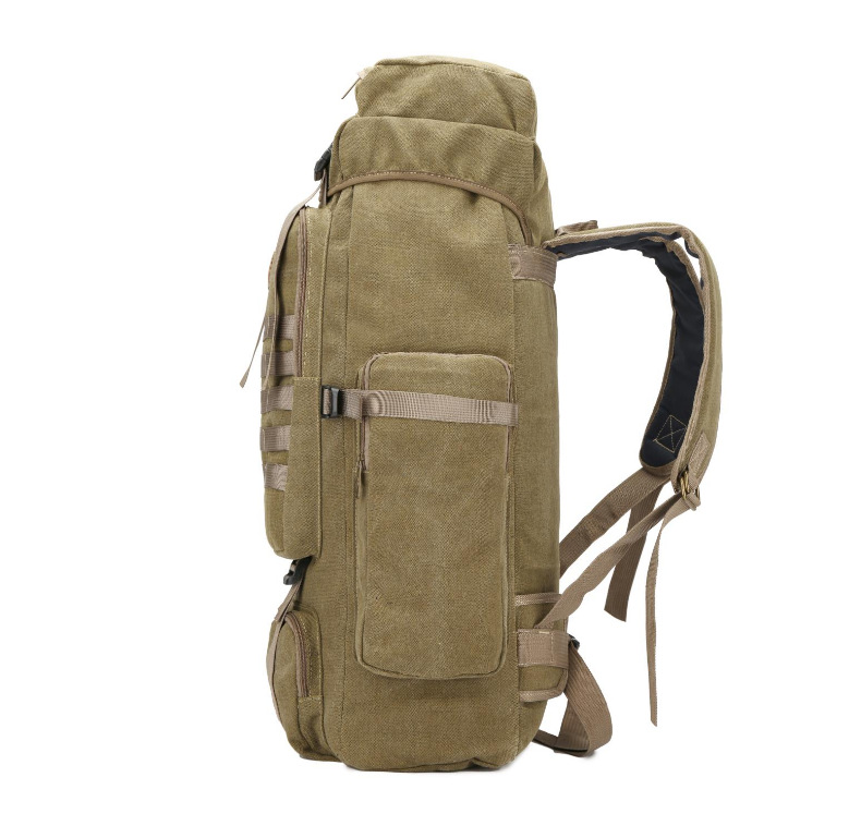 HTB1vE8qaqL7gK0jSZFBq6xZZpXae - Quality Outdoor Sport Molle 3P Bag 75L Waterproof Climbing Hiking Military Tactical Backpack Bag Camping Mountaineering