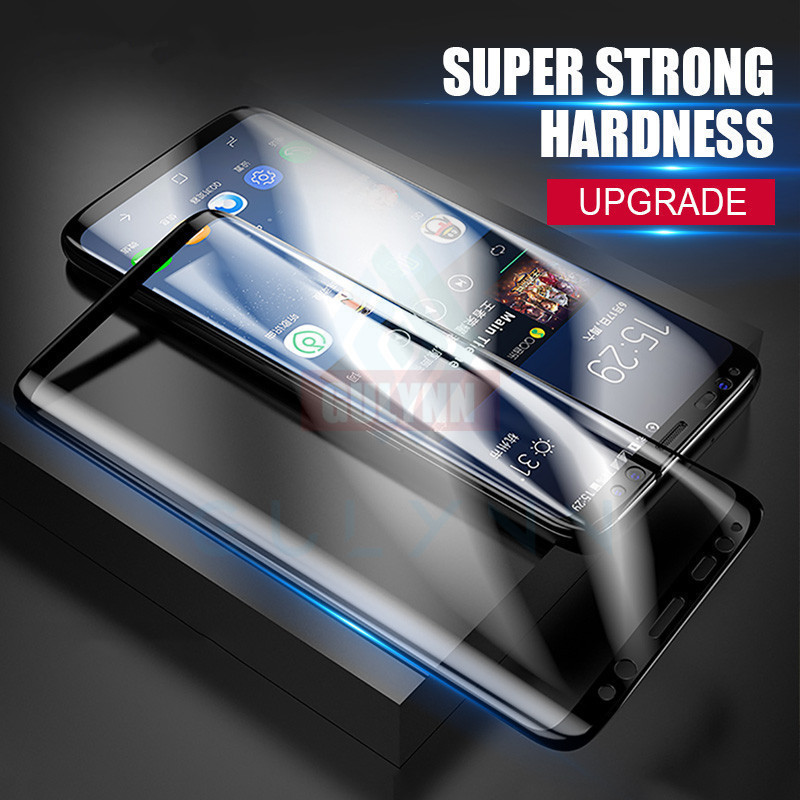 Phone Screen Protectors Gulynn 3d Protection Film For Samsung Galaxy S8 S9 Plus S6 S7 Edge Soft Full Curved Screen Protector Film For Samsung Note 8 Attractive Fashion Mobile Phone Accessories