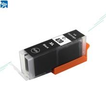 PGI-470 PGBK 470 черный совместимый чернильный картридж для принтера canon принтерам PIXMA MG6840 MG5740 TS5040 TS6040 MG7740 TS8040 TS9040 принтер