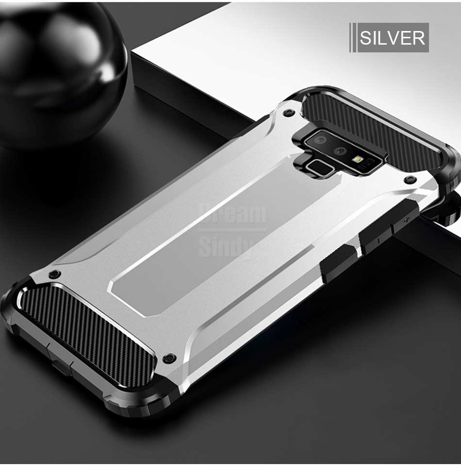 Luxury Armor Shockproof Bumper Case15