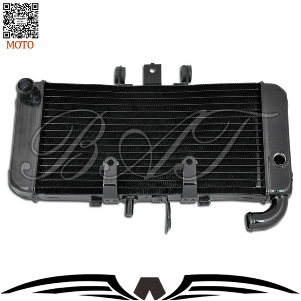 Motorcycle Aluminium Cooling Cooler Radiators For HONDA  VTEC400 1999 2000 2001 Motorbike Radiator