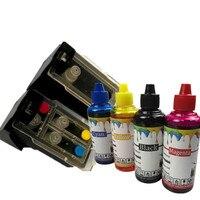 Refillable ink cartridge compatible For Canon pixma mp230 MP250 MP 280 Pixma IP2700