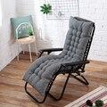 48x170 см кресло мягкая подушка для спины подушки для кресла качалки лежак скамья подушка для садового кресла длинная подушка