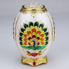 European high-grade automatic table decoration supplies are living room Home Furnishing portable toothpick box