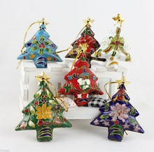 Cloisonne christmas tree ornaments online shopping-the world ...