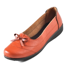 2016ร้อนใหม่รองเท้าไม่มีส้น,ผู้หญิงโลฟเฟอร์,ผู้หญิงแบน,หนังแท้วัวสุภาพสตรีรองเท้าสำหรับผู้หญิงรองเท้าลำลอง ,ผู้หญิงรองเท้าv5-2016