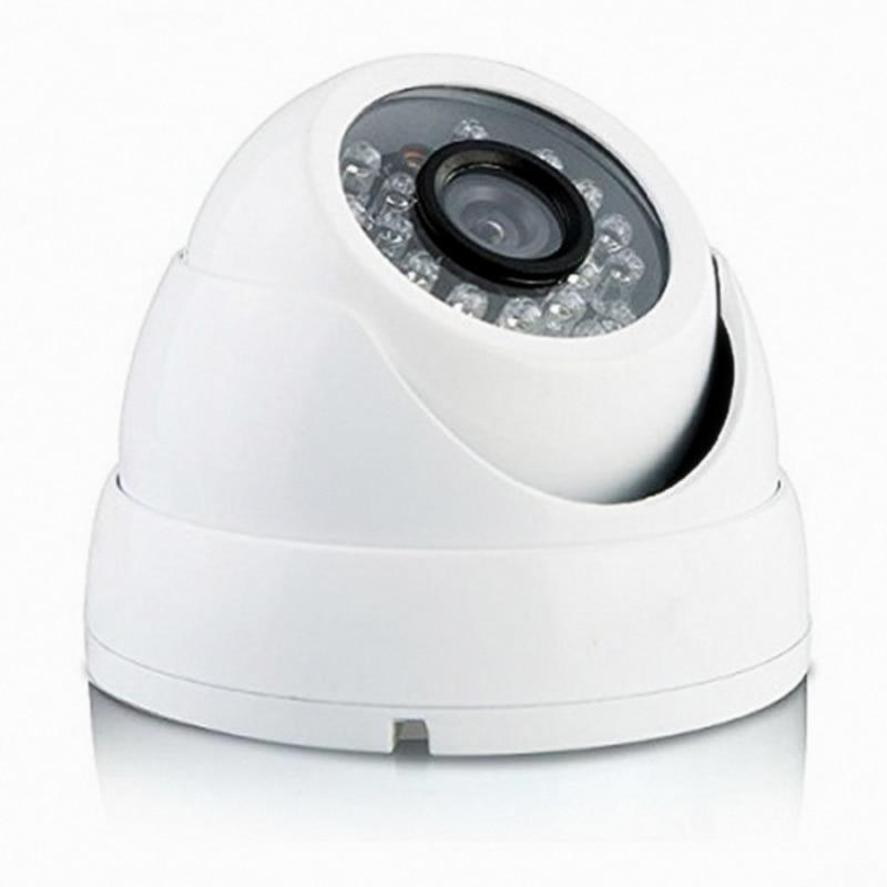 960P AHD Dome Camera CCTV Indoor Security System IR Cut 24 LED Night Vision HD Analog CCTV Camera 4 in 1 ir high speed dome camera ahd tvi cvi cvbs 1080p output ir night vision 150m ptz dome camera with wiper