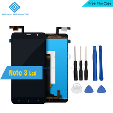 For Xiaomi Redmi Note 3  LCD lcds Display+Touch Digitizer Assembly Replacement +Tools 1920X1080 5.5inch Stock