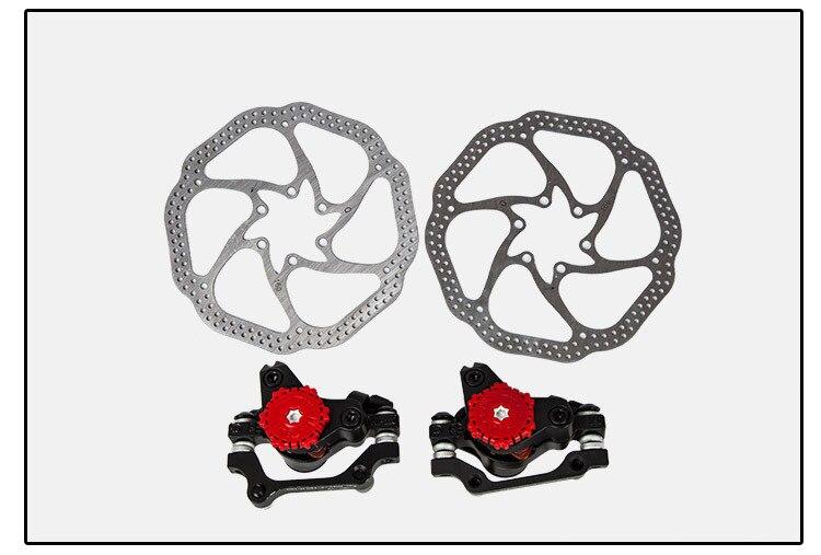 RÉPUTATION DSC-720 vtt disque de frein Route vélo disque de frein vélo frein à disque de frein de vélo pièces 160 MM