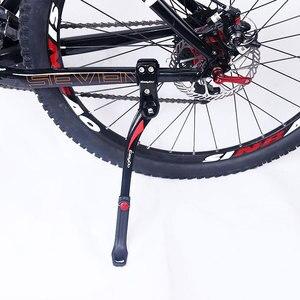 Image 5 - Easydo MTB Bicycle Bike Kickstand Parking Rack MTB Mountain Bike Support Side Kick Stand Foot Brace 24 29 Adjustable 34 41cm
