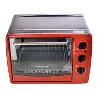 Jy01 breakfast machine 30L electric oven Cake Makers pizza oven 60min timing with 2 Heating tube independent control 1500W