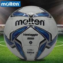 Original 5 F5V3000 Tamanho Molten PU Bola Jogo Profissional balon bola de futebol  gol de futebol bolas de futebol bola de futbol em Futebol de Sports ... ba49b86568756