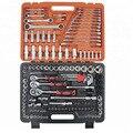 1 Набор/150 шт Профессиональный набор инструментов для ремонта механики, ручные инструменты для автомобильных шин, гаечный ключ, разъем, набо...