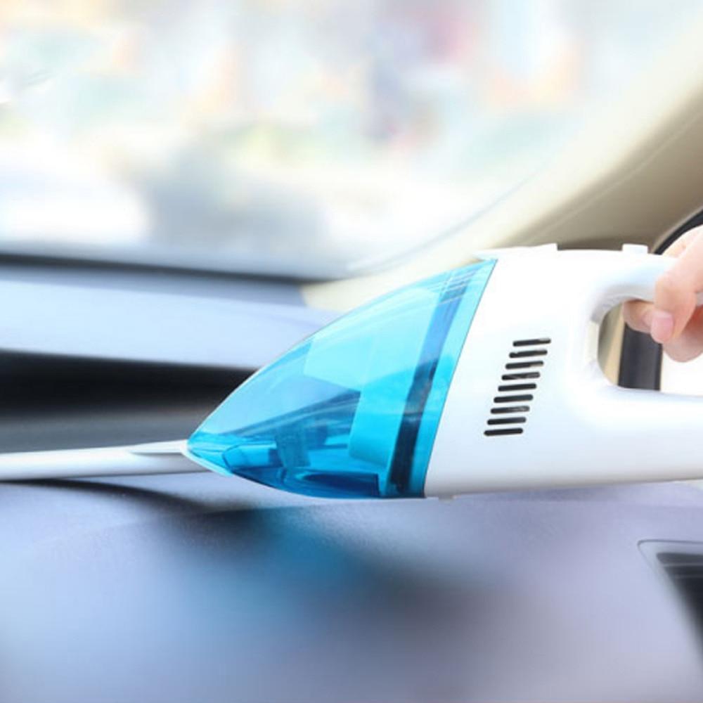 Dewtreetali 2017 Portable Handheld Dust Vacuum Cleaner Wet Dry Dual-Use 12V 60W Car Vacuum Cleaner Car Accessories
